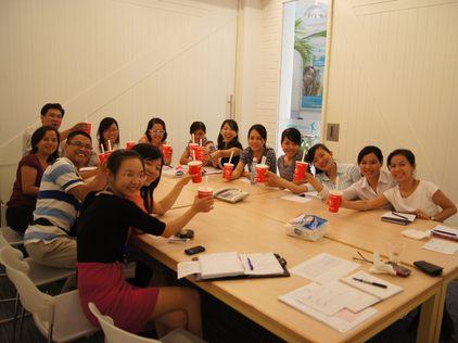 VietnamWorks - Môi trường làm việc.