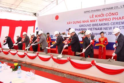 Jobs at Công Ty TNHH NIPRO Pharma Việt Nam