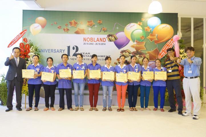 Công Ty TNHH Nobland Việt Nam Tuyển Pattern/Grading-Thiết Kế Rập/nhảy Size (3 Persons) 1
