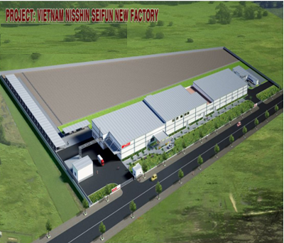Jobs at Viet Nam Nisshin Seifun Co.,Ltd