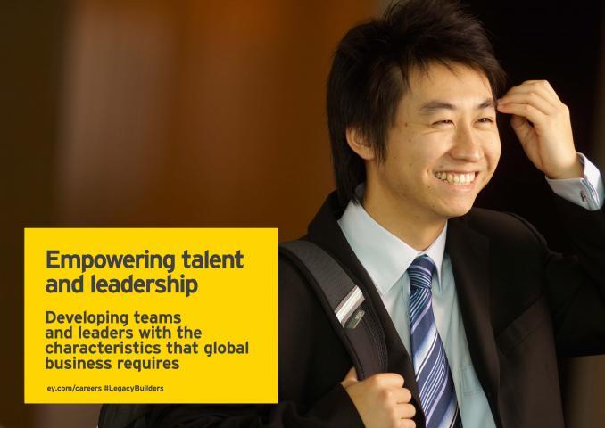 Việc làm đang tuyển dụng tại Ernst & Young Vietnam Limited