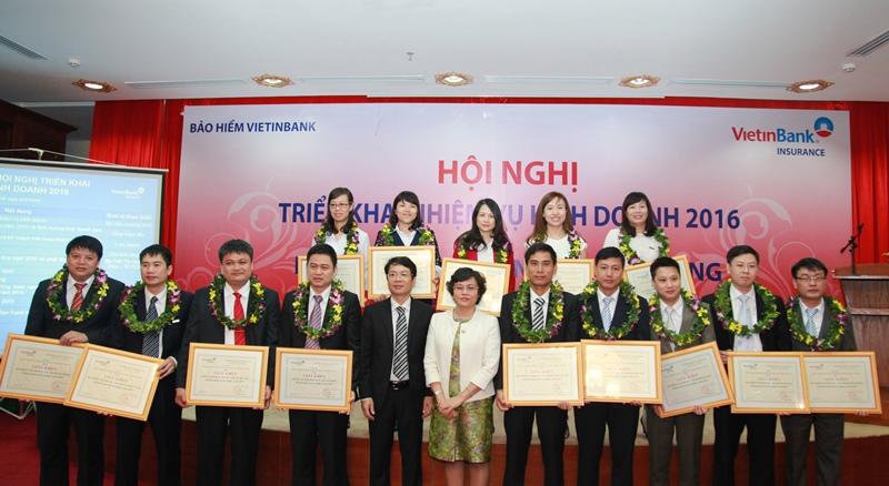 Jobs at Tổng Công Ty Cổ Phần Bảo Hiểm Ngân Hàng TMCP Công Thương Việt Nam