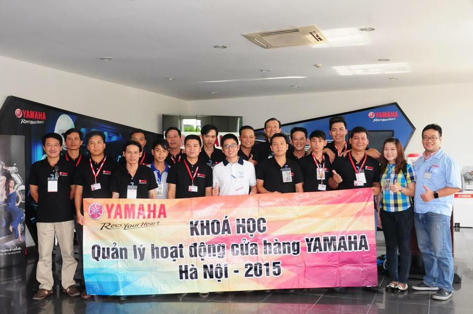 Việc làm đang tuyển dụng tại Yamaha Motor Vietnam
