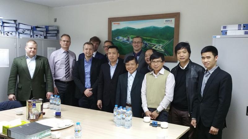 Việc làm đang tuyển dụng tại Công Ty Cổ Phần Xi Măng Tân Thắng