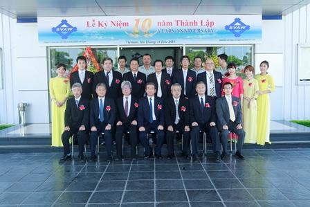 Jobs at Sumiden Vietnam Automotive Wire (Svaw)