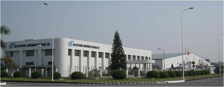 Việc làm đang tuyển dụng tại SEI Electronic Components (Vietnam), Ltd.