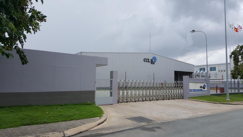 Việc làm đang tuyển dụng tại Công Ty CCL Label Việt Nam