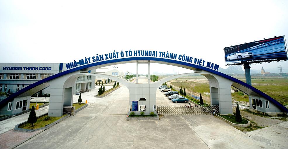 Jobs at Công Ty Cổ Phần Sản Xuất Ô Tô HYUNDAI Thành Công Việt Nam