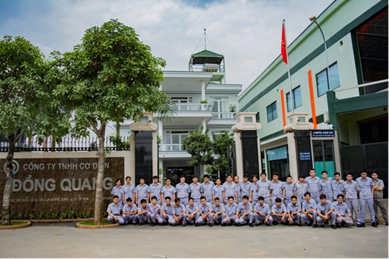 Jobs at Công Ty TNHH Cơ Điện Đồng Quang