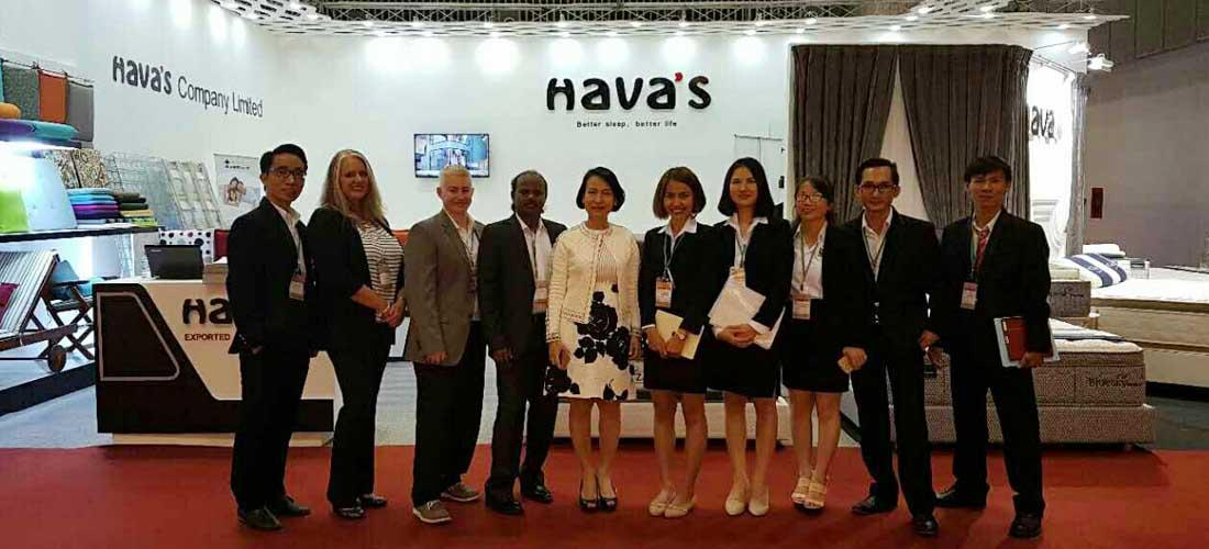 Jobs at Công Ty TNHH Nệm Hava's