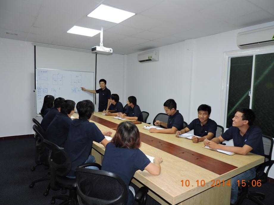 Jobs at Công Ty TNHH Tư Vấn Dự Án SEAS