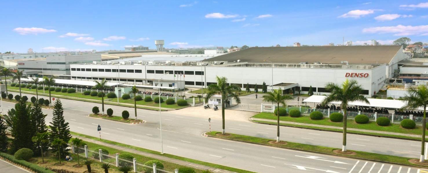 Việc làm đang tuyển dụng tại Công Ty TNHH DENSO Việt Nam