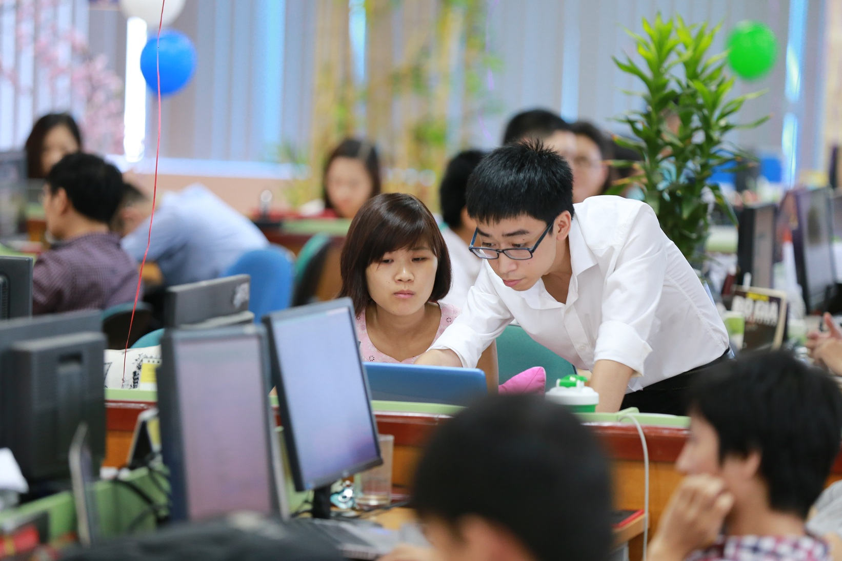 Việc làm đang tuyển dụng tại Công Ty CP Công Nghệ Phần Mềm Và Nội Dung Số OSP
