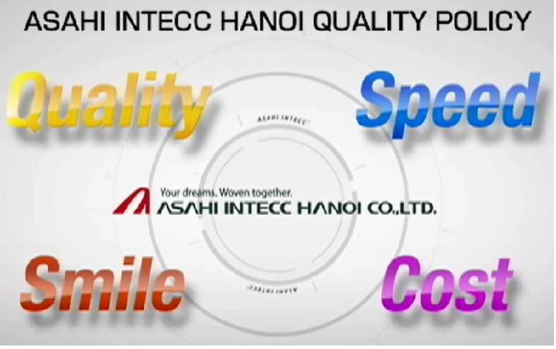 Việc làm đang tuyển dụng tại Asahi Intecc Hanoi Co., Ltd.