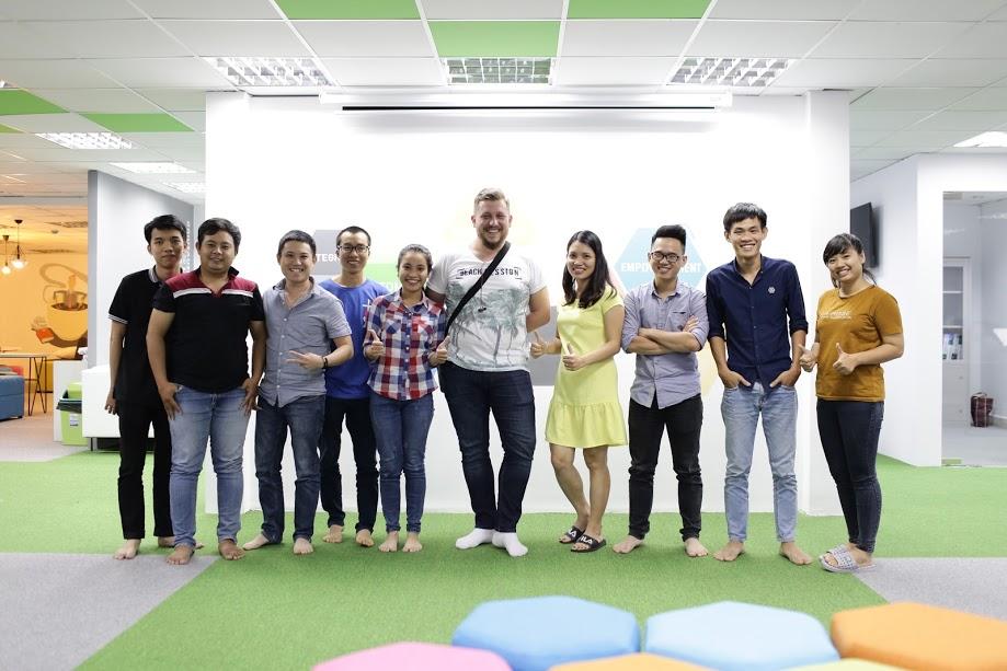 Jobs at Saigon Technology Solutions