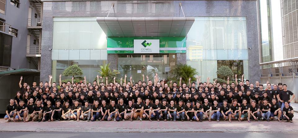 Việc làm đang tuyển dụng tại Công Ty TNHH Co-Well Châu Á