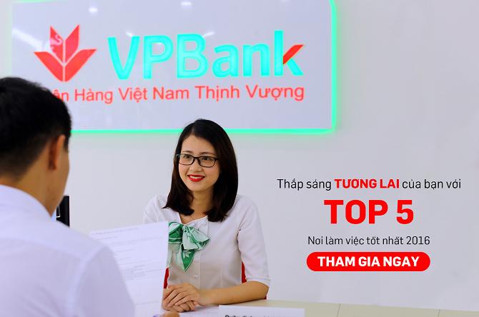 Việc làm đang tuyển dụng tại VPBank - Https://tuyendung.vpbank.com.vn/