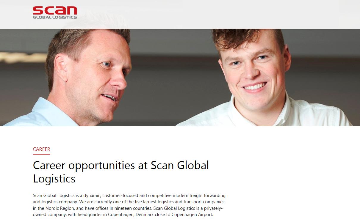 Jobs at Scan Global Logistics Việt Nam