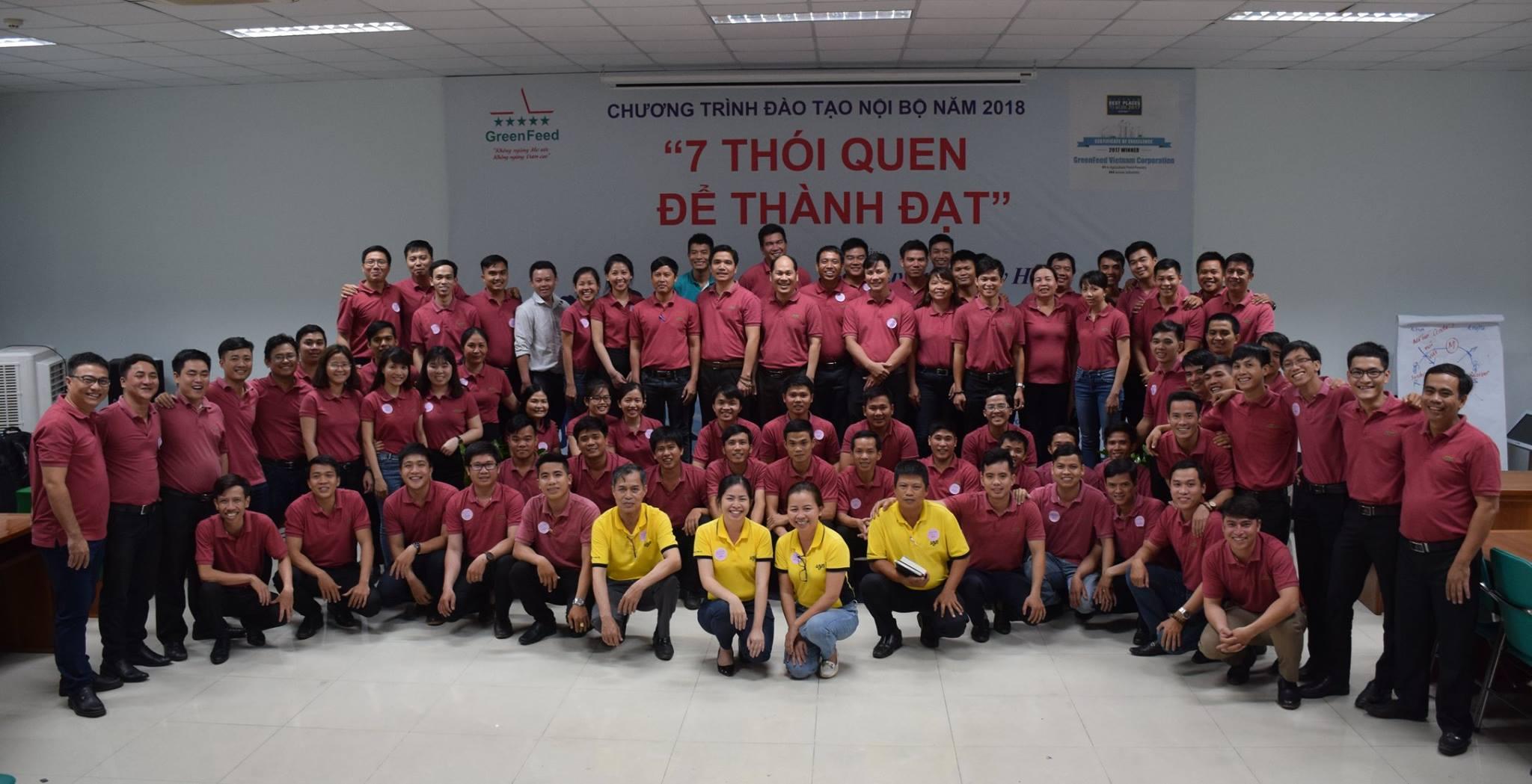 Việc làm đang tuyển dụng tại Công Ty Cổ Phần Greenfeed Việt Nam