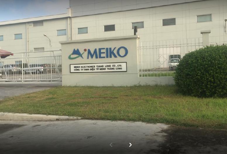 Jobs at Meiko Electronics Thang Long Co., Ltd ( MKTC )