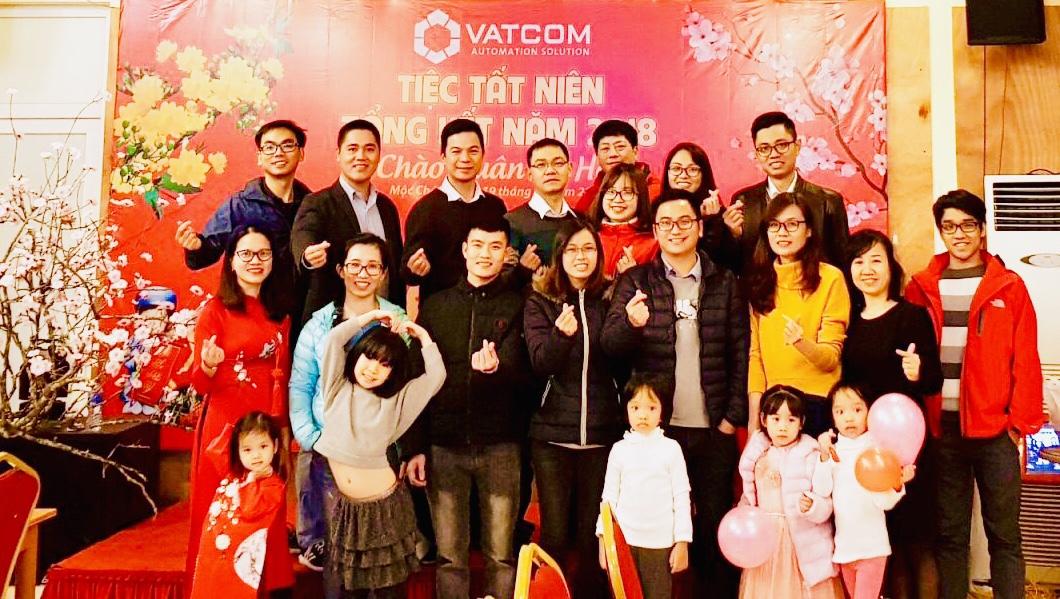 Jobs at Công Ty TNHH Thương Mại Và Giải Pháp Tự Động Hóa Việt Nam (Vatcom Co.,ltd)