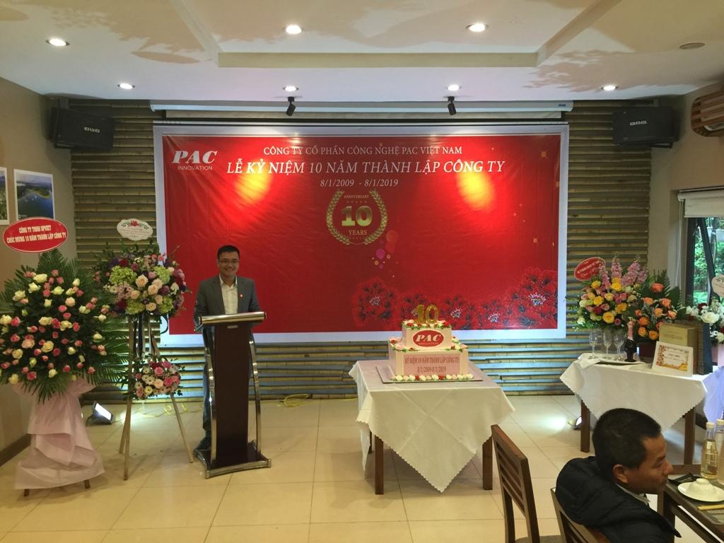 Việc làm đang tuyển dụng tại Công Ty Cổ Phần Công Nghệ PAC Việt Nam