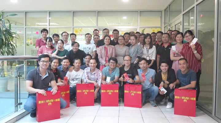 Jobs at Bbv Vietnam Co., Ltd