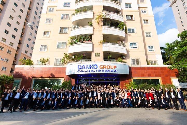Jobs at Công Ty Cổ Phần Tập Đoàn Danko