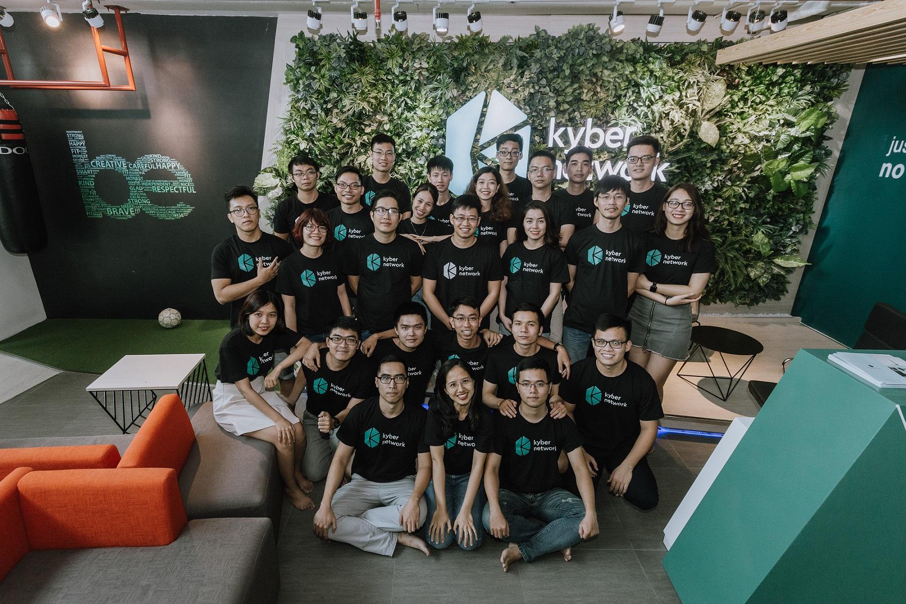 Jobs at Kyber Network