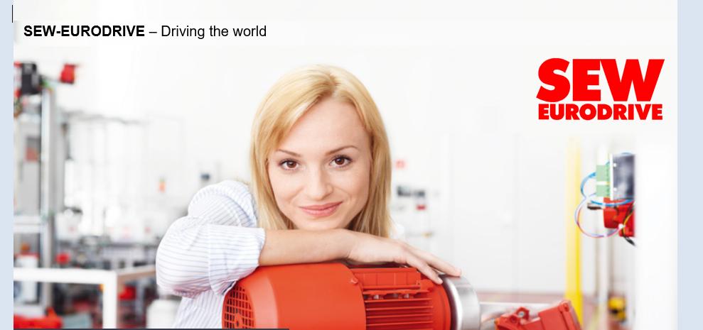 Jobs at Sew-Eurodrive Company Limited