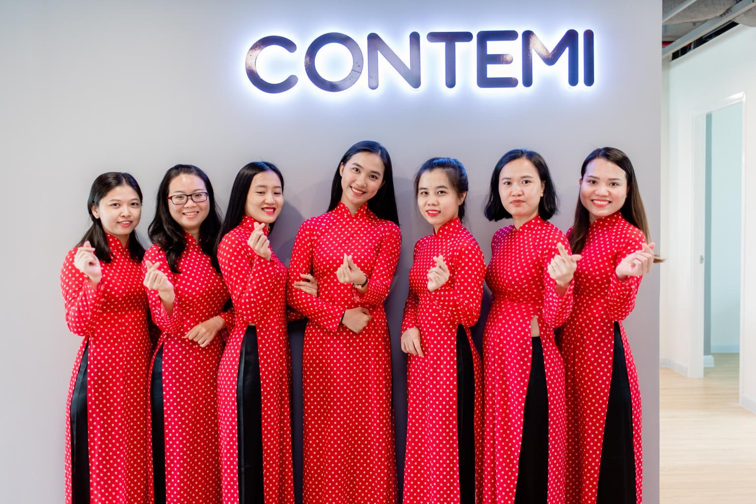 Jobs at Contemi Vietnam