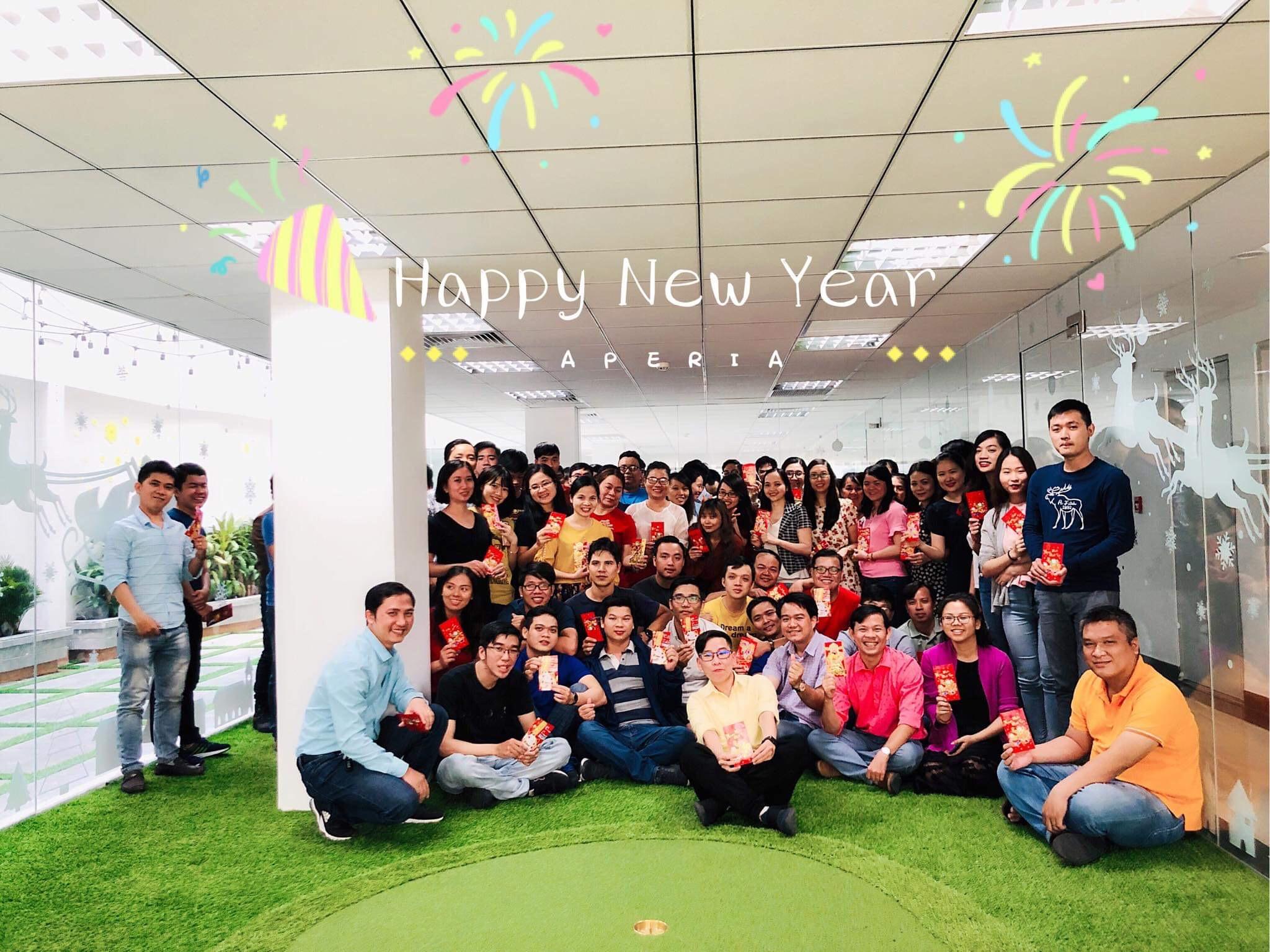 Jobs at Aperia Vietnam Co Ltd.,