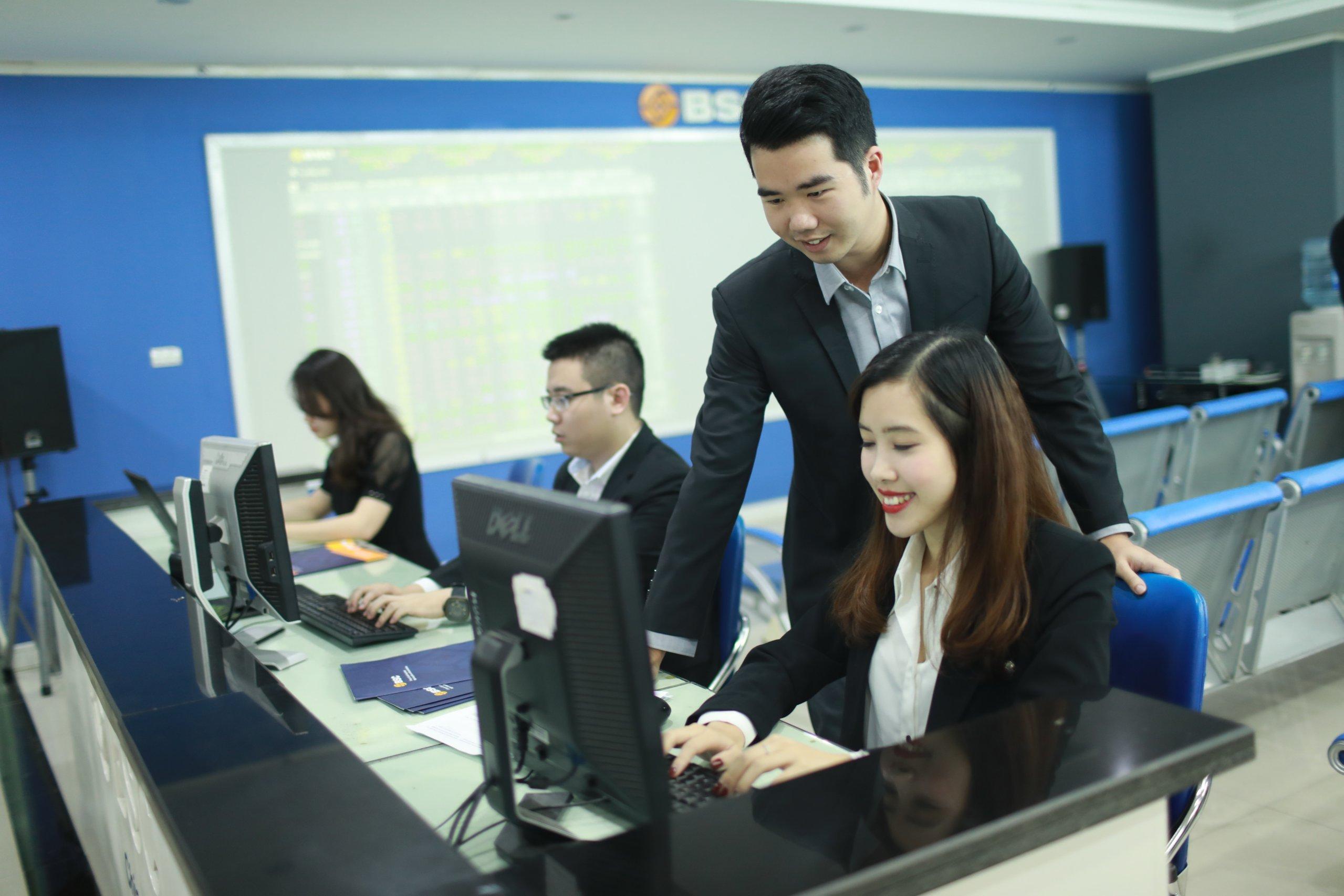 Jobs at BSC - Công Ty CP Chứng Khoán NHĐT & PTVN Chi Nhánh Tp.hồ Chí Minh
