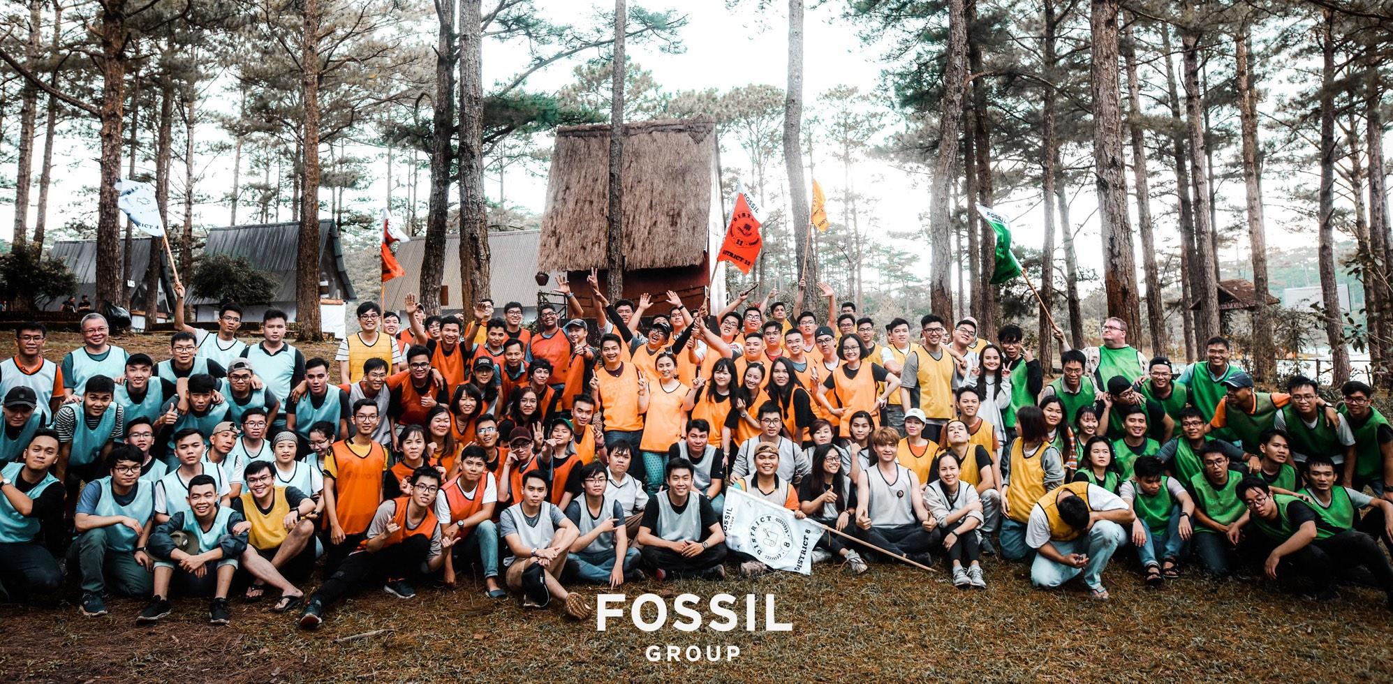 Việc làm đang tuyển dụng tại Fossil Việt Nam
