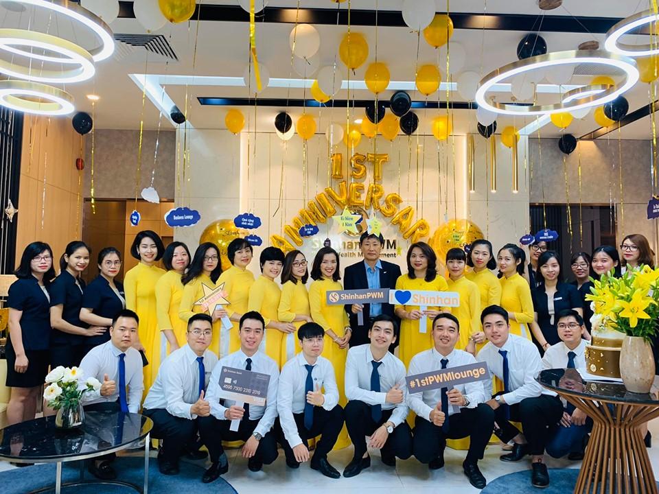 Jobs at Shinhan Bank Vietnam