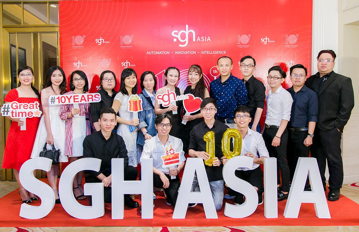 Jobs at SGH Asia Ltd.