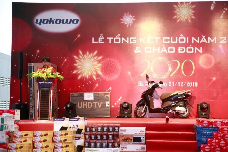 Jobs at Công Ty TNHH Yokowo Việt Nam