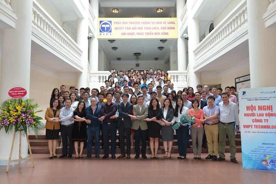 Jobs at Công Ty Cổ Phần Công Nghệ Công Nghiệp Bưu Chính Viễn Thông - VNPT Technology