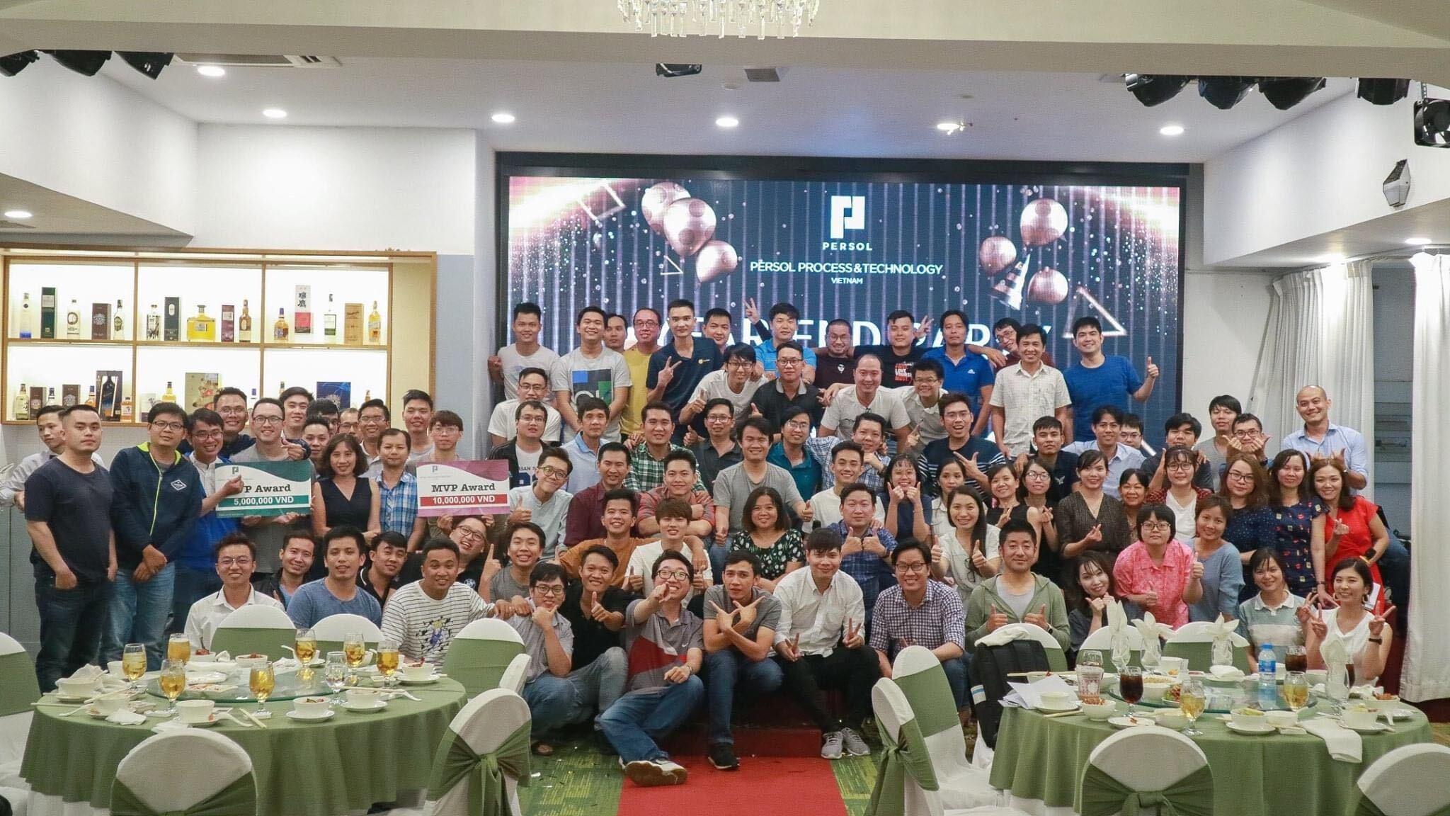 Jobs at Persol Process & Technology Vietnam Co., Ltd.
