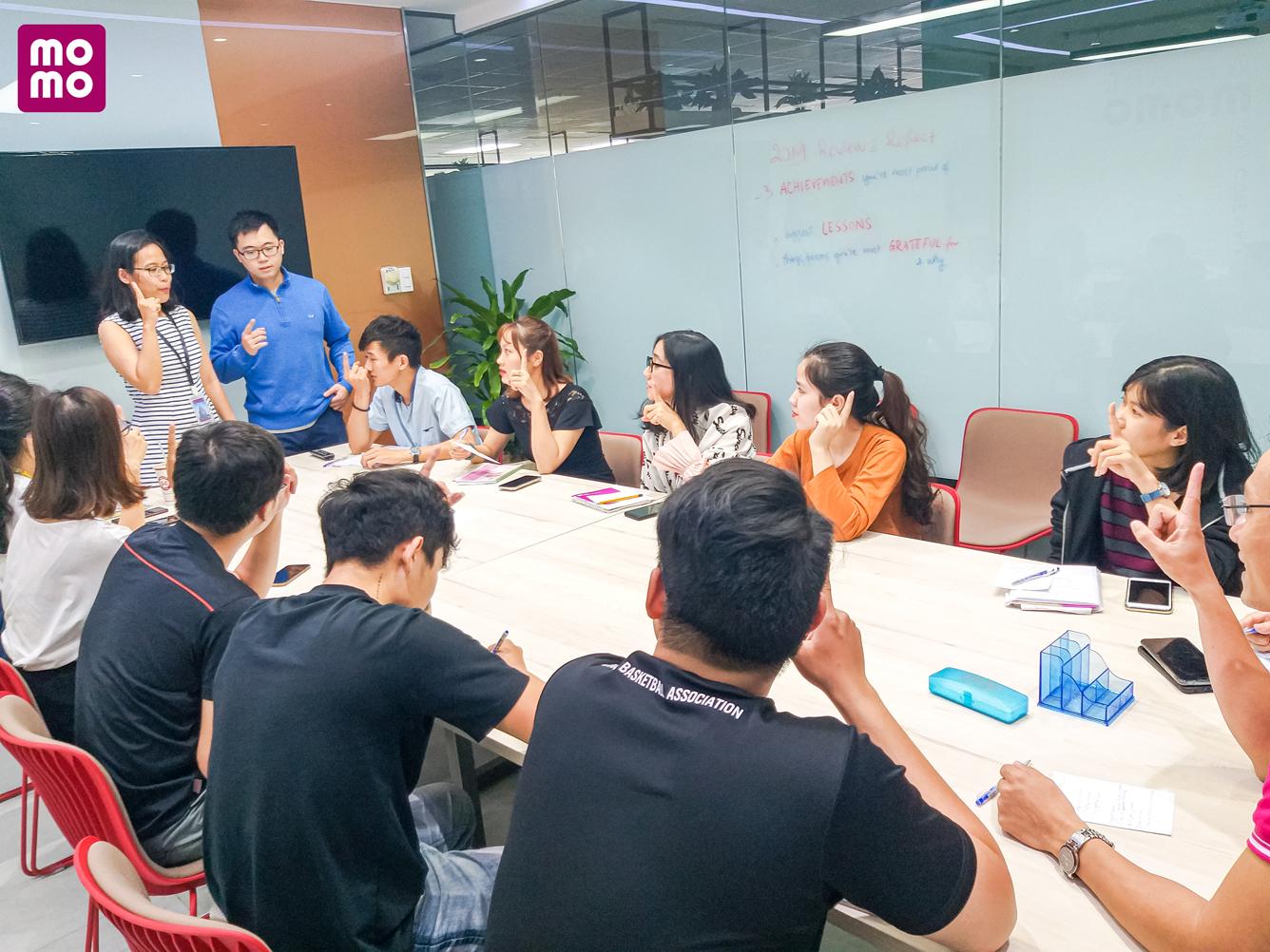 Jobs at Công Ty Cổ Phần Dịch Vụ Di Động Trực Tuyến (Ví MoMo)