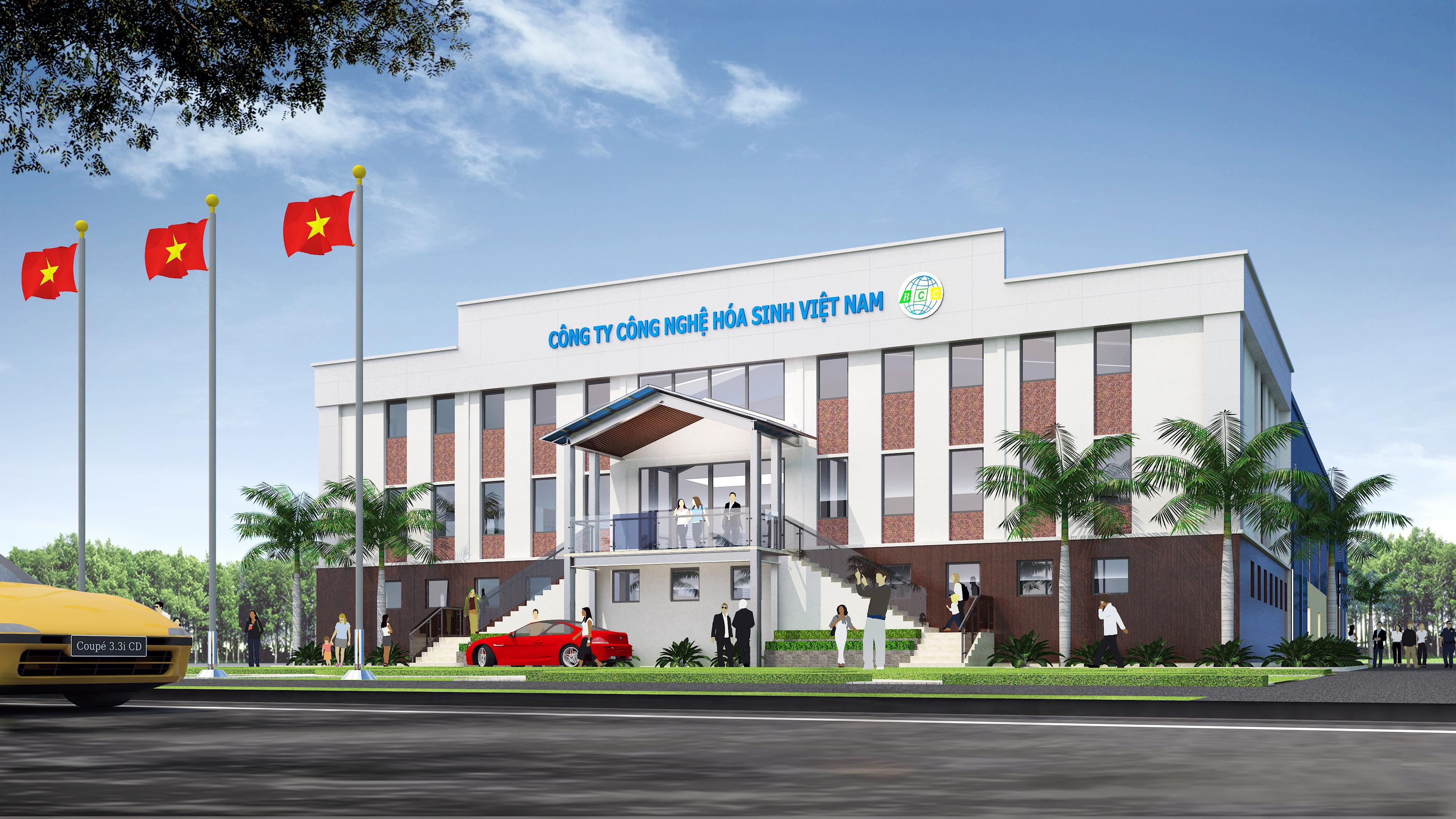 Jobs at Công Ty CP Công Nghệ Hoá Sinh Việt Nam