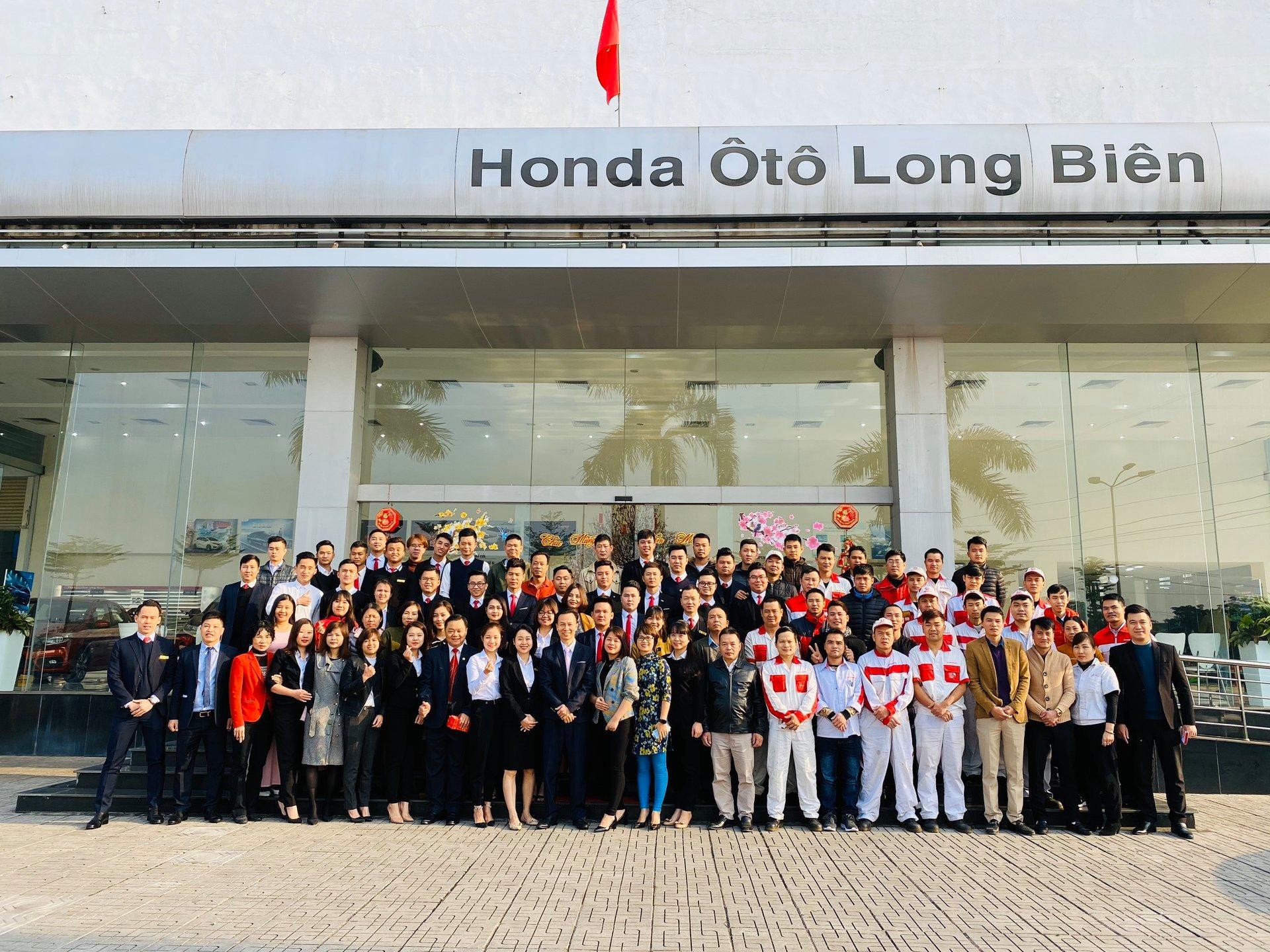 Jobs at Honda Ô Tô Long Biên & Honda Ô Tô Giải Phóng