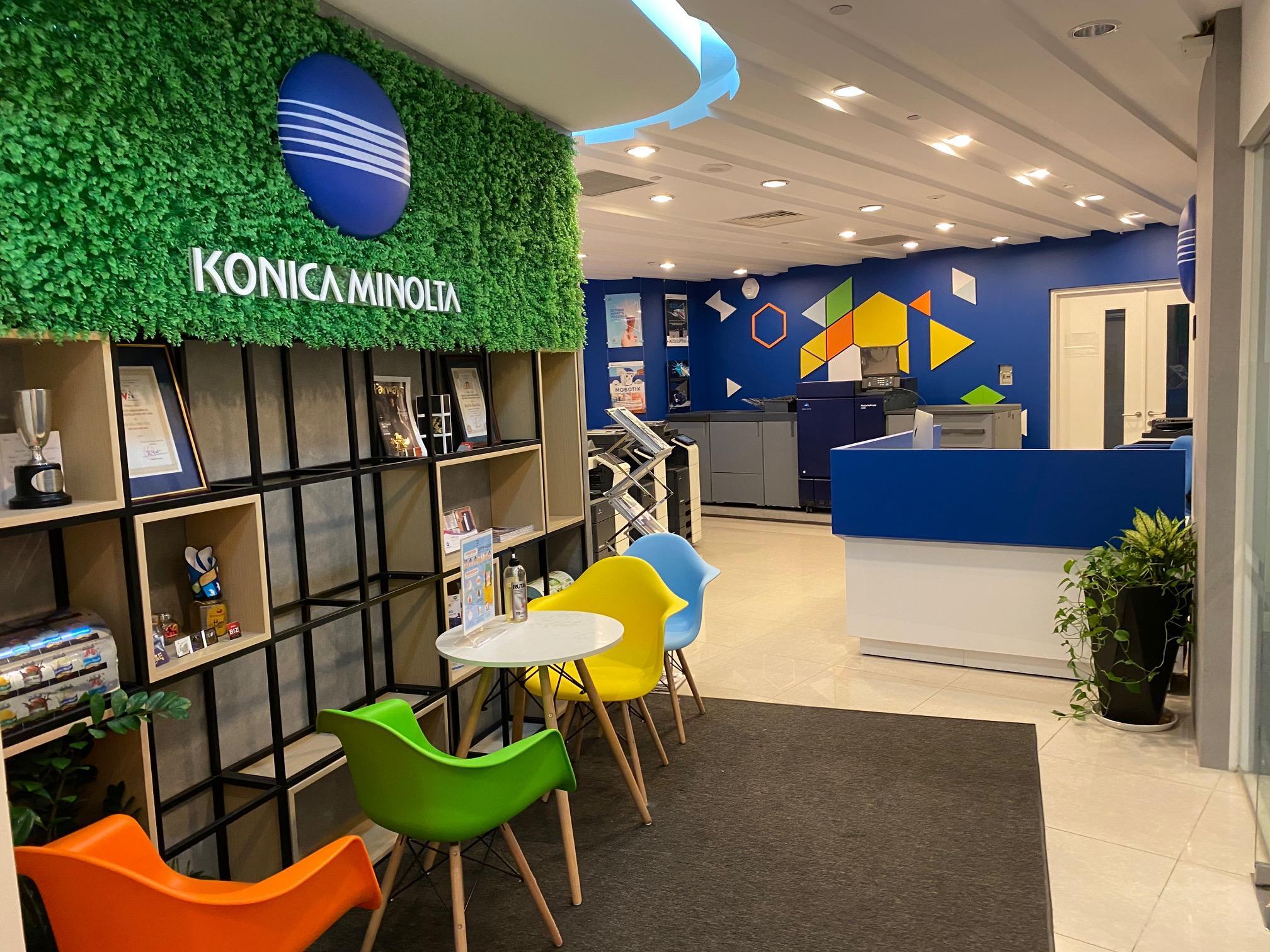 Jobs at Konica Minolta Business Solutions VN
