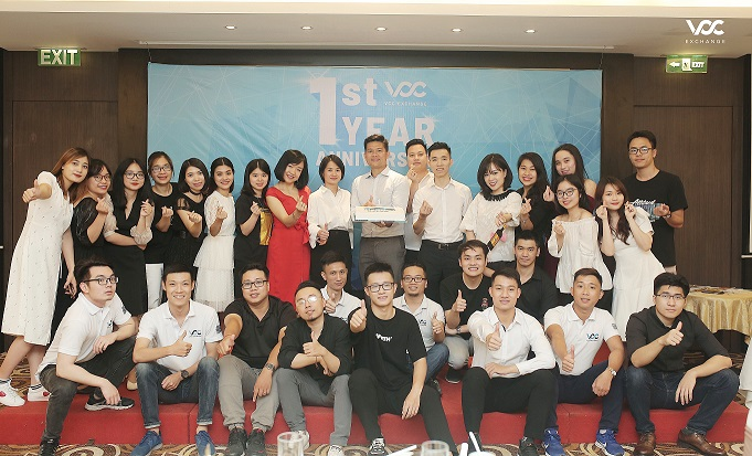 Jobs at Vcc Exchange
