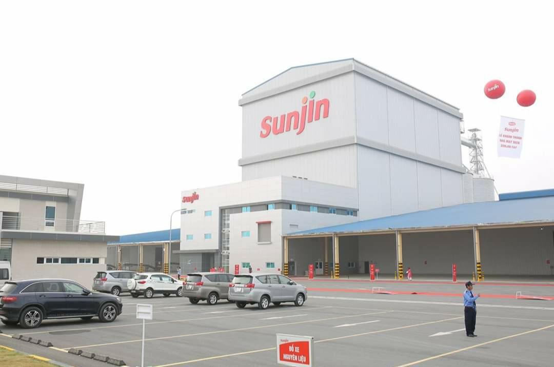 Việc làm đang tuyển dụng tại Sunjin Vina Co., Ltd