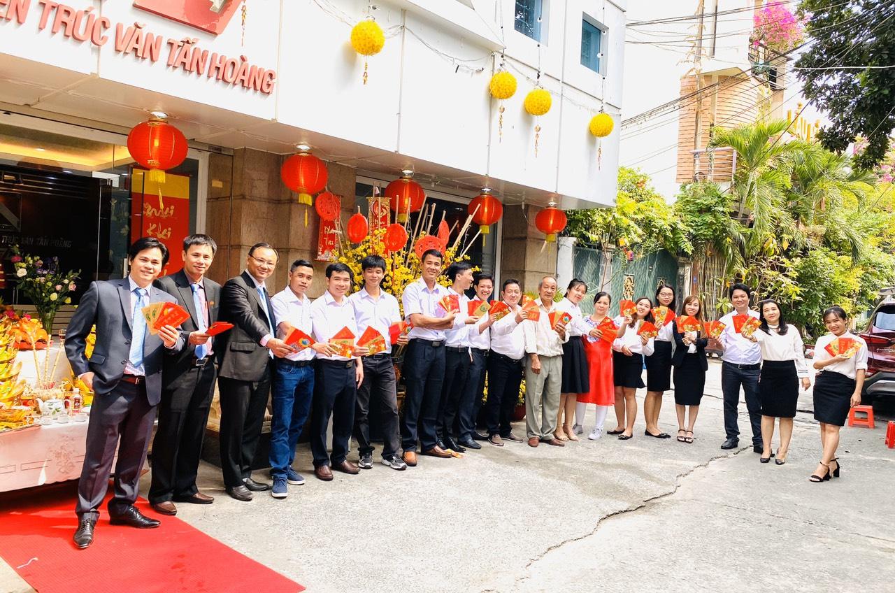 Jobs at Công Ty CP Kiến Trúc Văn Tấn Hoàng