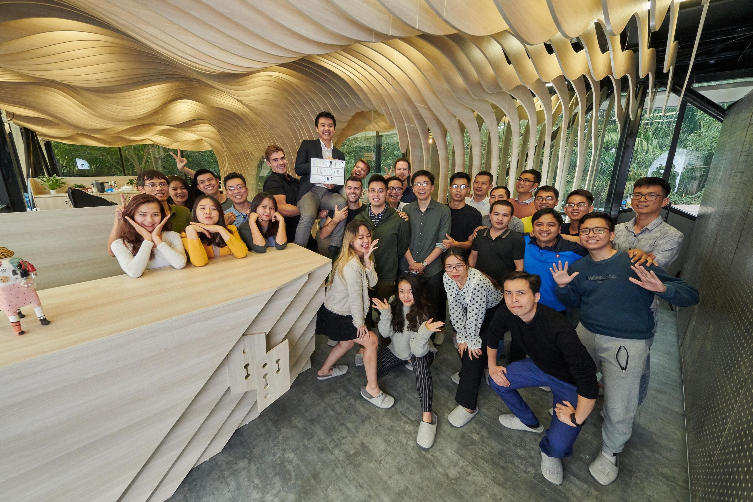 Jobs at Công Ty Cổ Phần Dịch Vụ Công Nghệ Ecotek