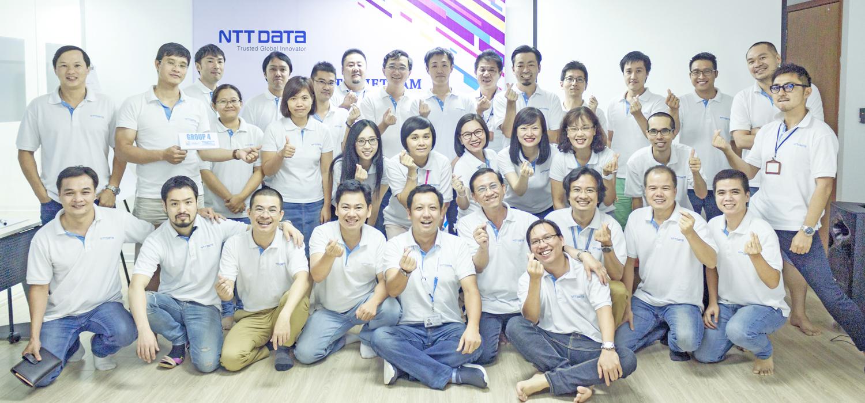 Việc làm đang tuyển dụng tại NTT Data Vietnam Co., Ltd