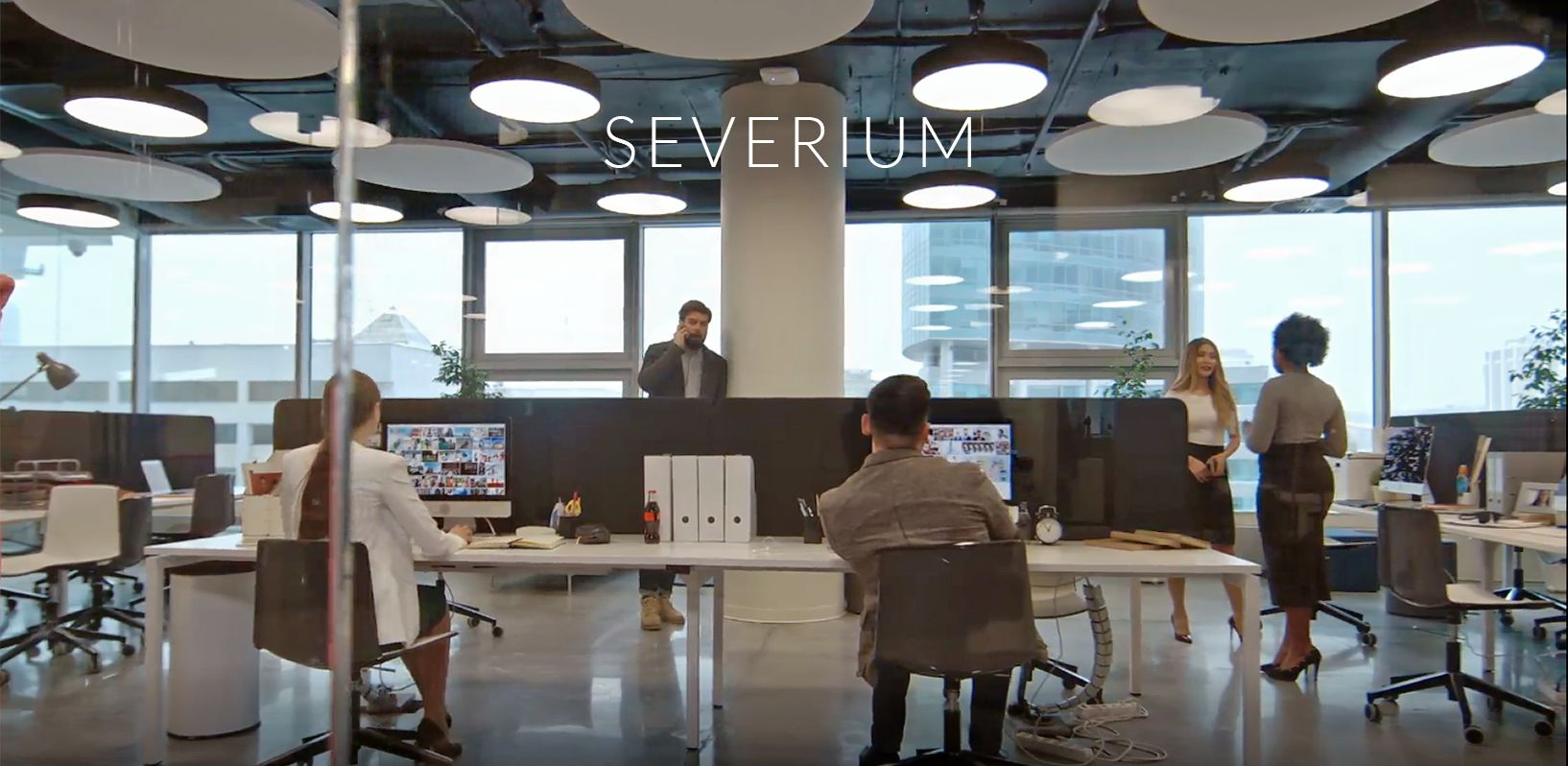Việc làm đang tuyển dụng tại Severium