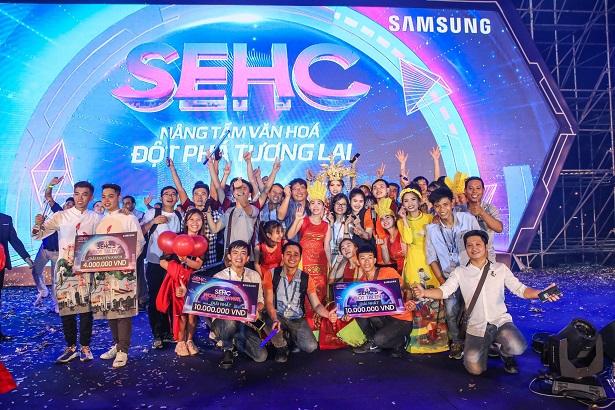 Jobs at Samsung Electronics HCMC Ce Complex